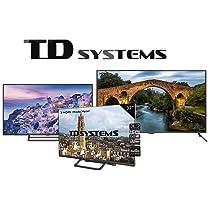 Ofertas en Televisores TD Systems de 24 a 58 pulgadas y Smart TV