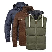 Hasta -35% de descuento: chaquetas de hombre