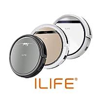 Hasta -30% en Robots aspiradores ILIFE