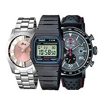 Relojes Casio, Viceroy, Citizen, Lotus con hasta un -30% de descuento