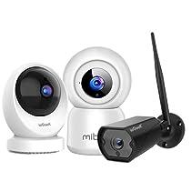 Hasta -40% en cámaras de vigilancia
