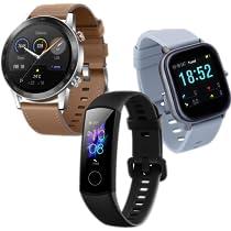 Descubre smartbands y smartwatches en oferta