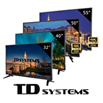 Ofertas en TVs TD Systems Smart TV 4K