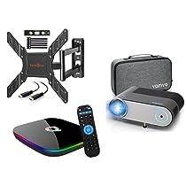 Accesorios para Televisión, Vídeo y Home Cinema