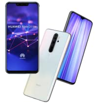 Smartphones Xiaomi, Huawei y Sony