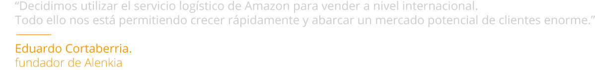 Aumenta las ventas en Amazon con Logística de Amazon