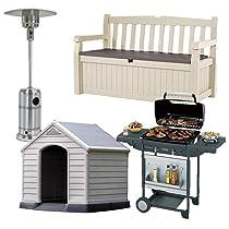Ofertas en productos de Jardín y almacenamiento