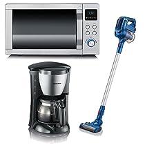 Oferta en electrodomésticos Severin para la cocina y el hogar