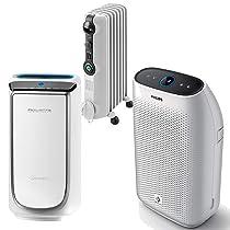 Oferta en estufas, purificadores y otros electrodomésticos para el hogar