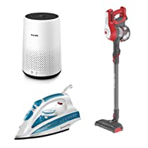 Oferta en aspiración, planchado y pequeño electrodoméstico para tu hogar