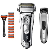 Ofertas Braun y Gillette para el afeitado