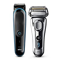 Hasta un 58% en afeitado masculino Braun