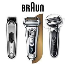 Hasta -40% en afeitadoras, barberos y recortadoras Braun