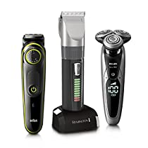 Hasta 32% de descuento en afeitadoras Philips, Braun y más