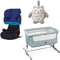 Ofertas para el bebé: Star Ibaby, Britax, Medela, Cybex y mucho más