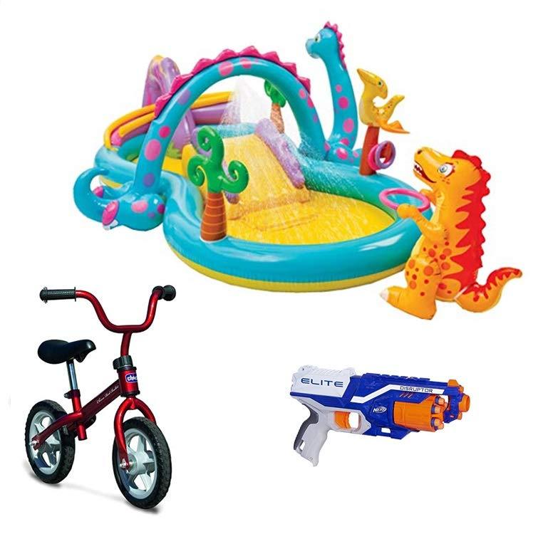 Hasta 35% de descuento en juguetes para el verano