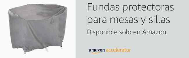 AmazonBasics - Funda protectora para juego de sillas y mesa ...