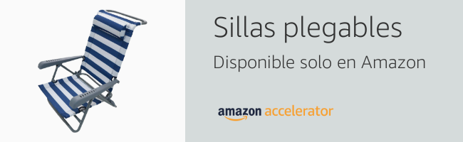 KitGarden - Silla Plegable Multifuncional, Blanco, Every