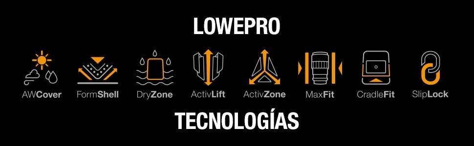 Lowepro Torba ADVENTURA SH 100 II Black: Amazon.es: Electrónica