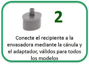FoodSaver FFC010X Recipiente para envasar al vacío, 2,3 L