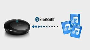 Philips AEA2500/12 - Adaptador HiFi (Bluetooth 3.0, NFC): Amazon ...