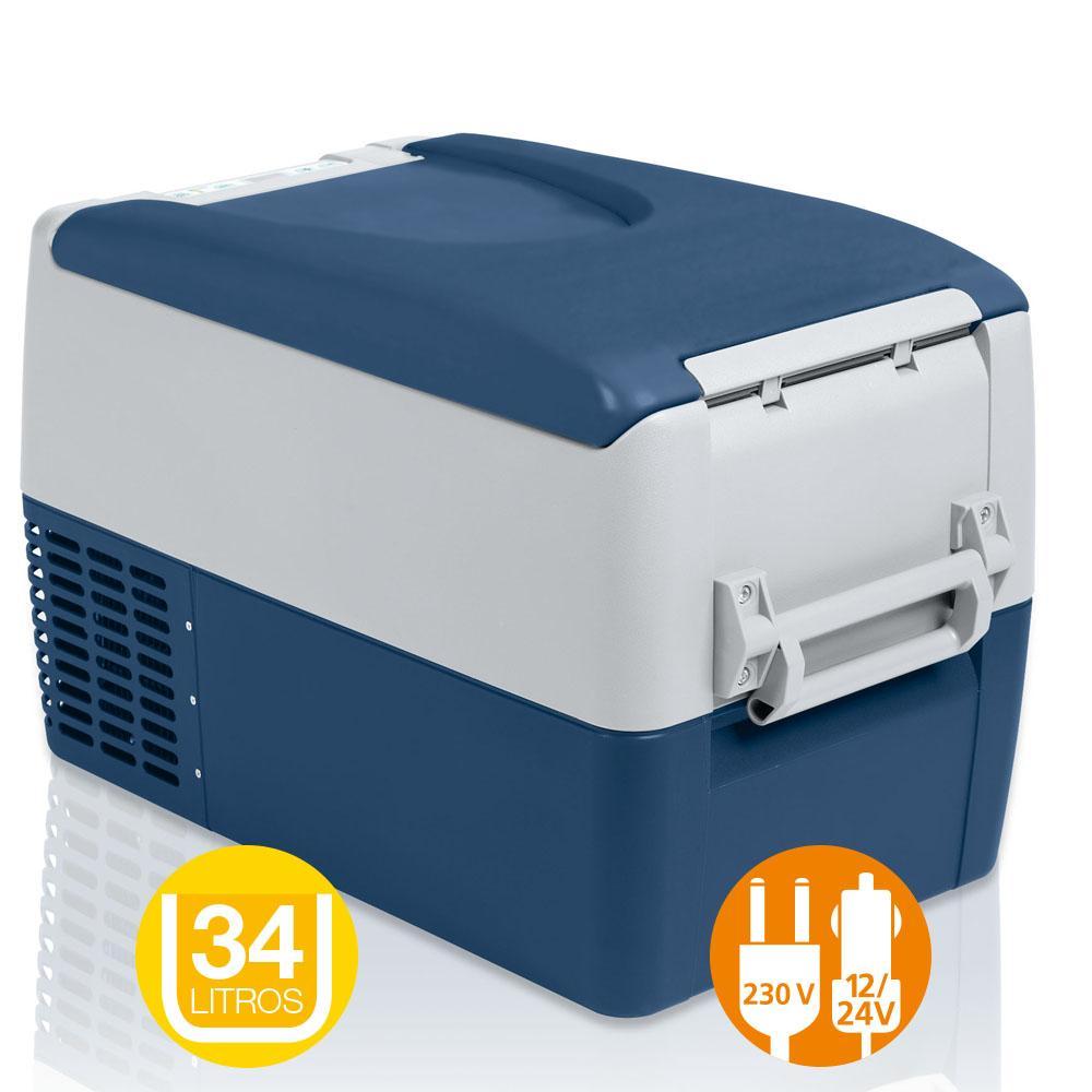 Amazon.es: Dometic Waeco Mobicool FR35 Nevera/Congelador Portátil ...