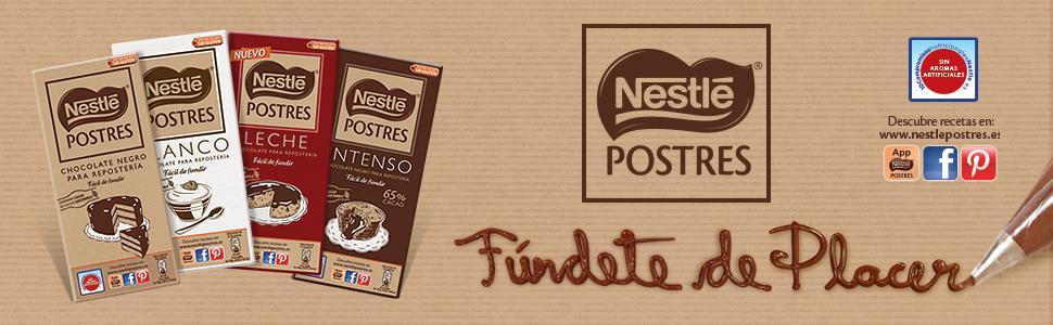 recetas de Postres de Nestle,nestle postres,postres de chocolate,recetas de postres