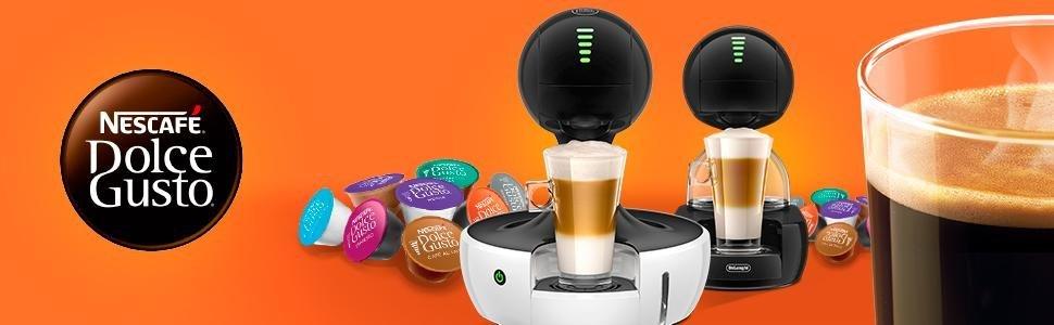 Nescafé, Dolce Gusto, Nescafe Dolce Gusto, Capsulas, Cafe, Capsulas de cafe