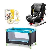 Ofertas para el bebé: Star Ibaby, Britax, Medela y mucho más