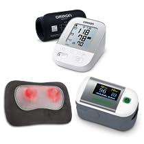 Ofertas para tu salud: tensiómetros, termómetros, oxímetros y más