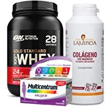 Ofertas en Vitaminas y Nutrición Deportiva
