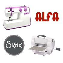 Oferta en máquinas de coser y troquelaje