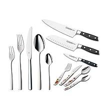 Ofertas en cuberterias y cuchillos (WMF, Zwilling, Monix, BRA y más)