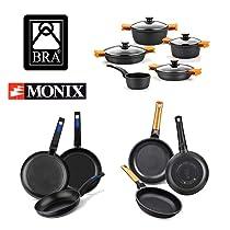 Hasta -50% en Cocina BRA y Monix