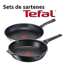 Tefal - Set de 3 sartenes Aroma y Daily Cook