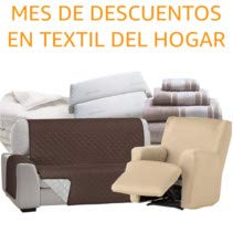 Descuentos en textil del hogar