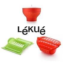 Lékué: cocina fácil y saludable