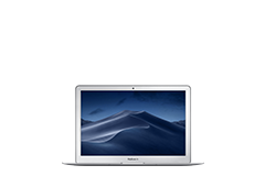 MacBook Pro 13-inch y 2 puertos Thunderbolt 3 (Touch Bar and Touch ID) (modelo precedente)