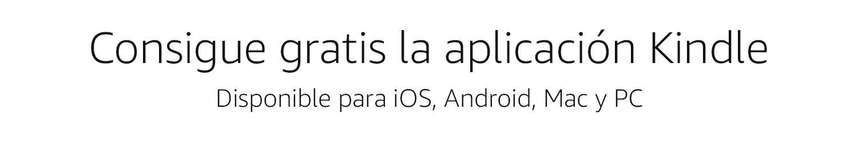 Obtener las aplicaciones Kindle gratuitas más valoradas para iOS, Android, Mac y PC.