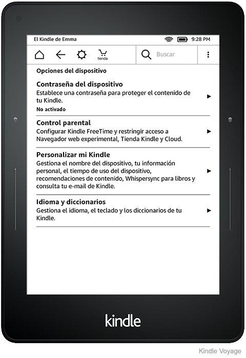 Kindle Voyage: Diseñado con pasión para los lectores - Amazon.es