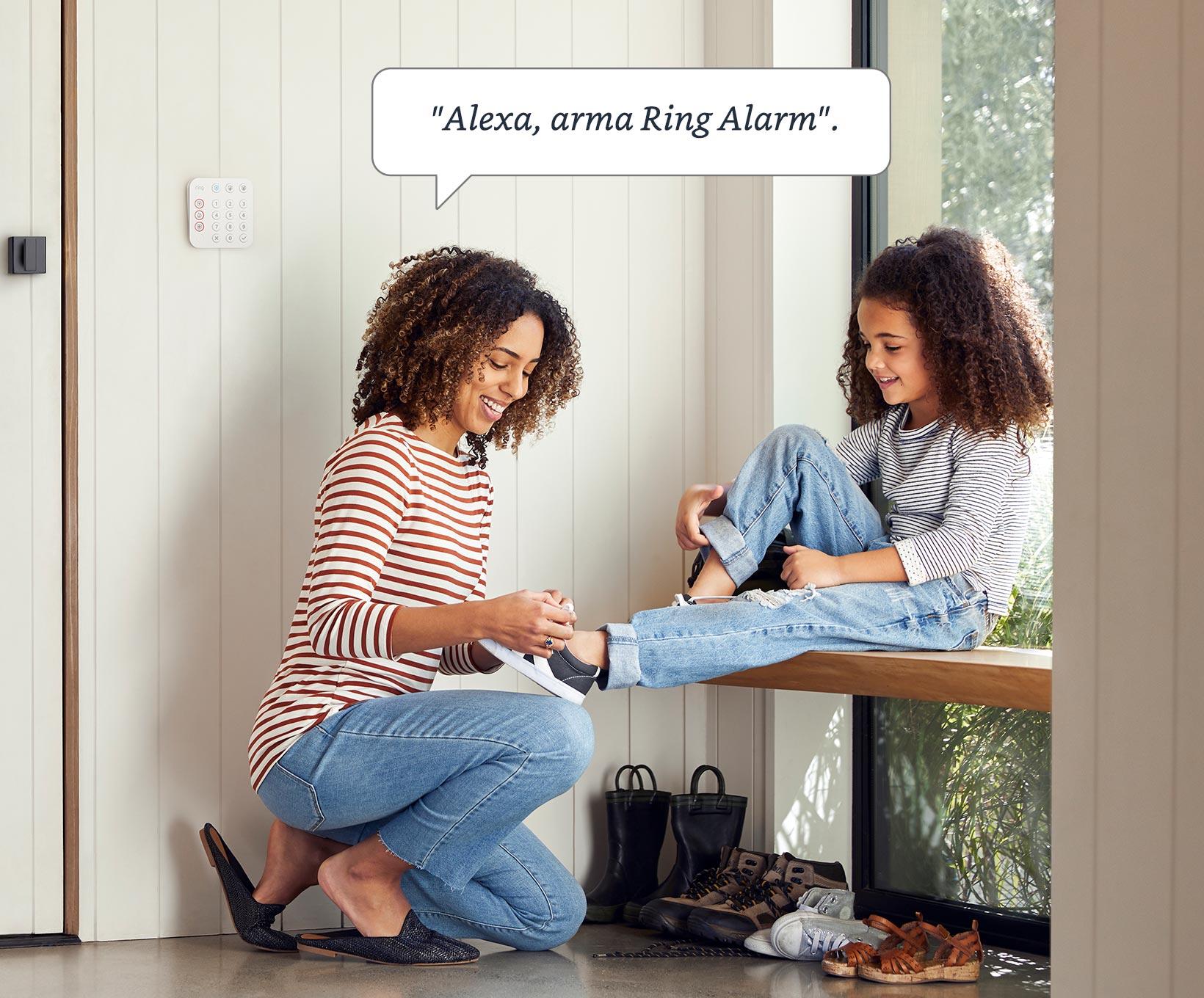 Compatible con Alexa
