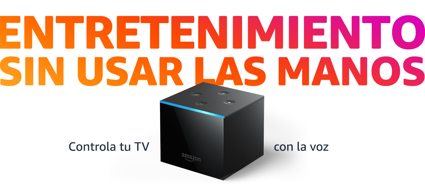 Controla tu TV con la voz
