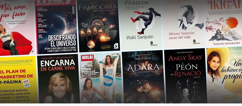 Kindle Unlimited: Más títulos que nunca