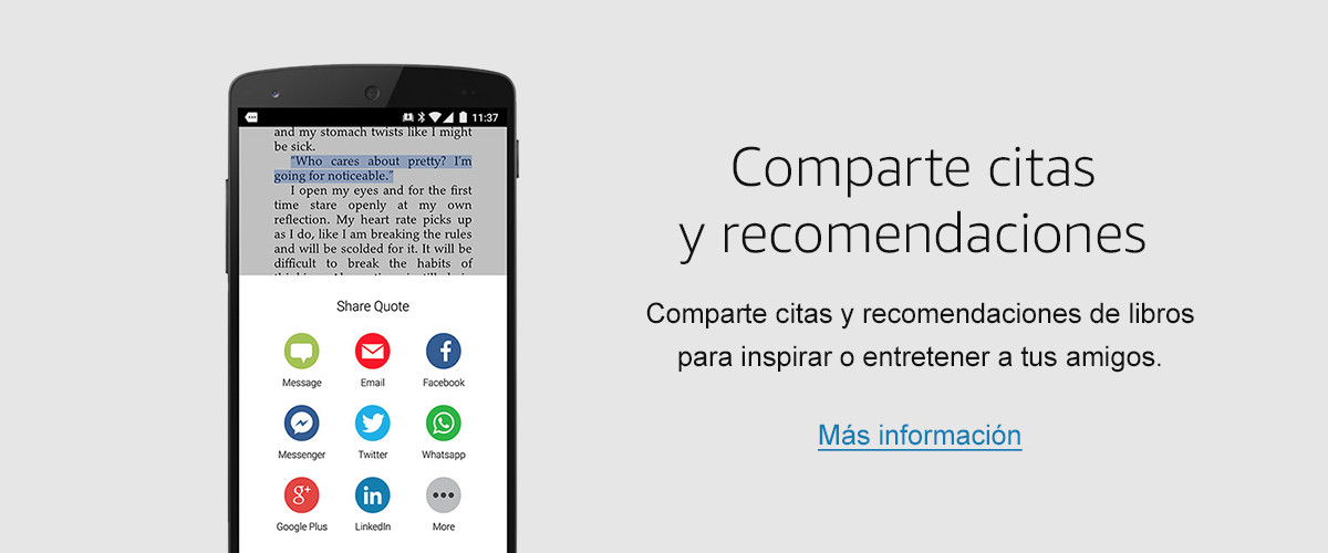 descargar aplicacion kindle para android