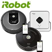 Hasta -50% de descuento en robots aspiradores Roomba de iRobot