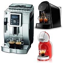 Ofertas en cafetetas superautomáticas, espresso y de cápsulas