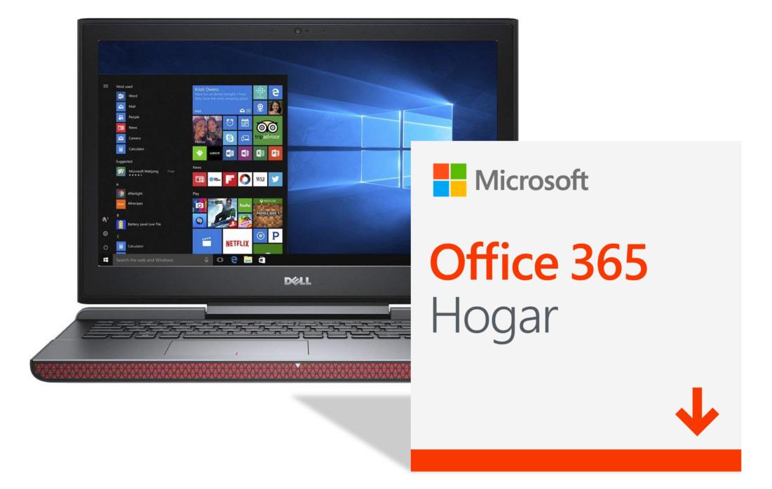 Descuento de 16€ en Microsoft Office 365 Hogar