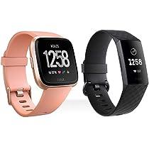 Fitbit Charge 3 Pulsera Avanzada de Actividad física