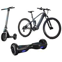 Ofertas en productos de movilidad urbana