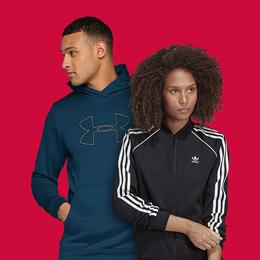 Hasta el -50% en la nueva colección de ropa deportiva.